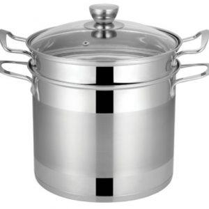 Πολυμάγειρας Χύτρα 10L Μαρμίτα με ΙΝΟΧ Καλάθι
