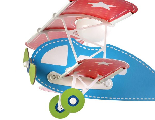 Baby Planes αεροπλάνο γαλάζιο [54002]_β