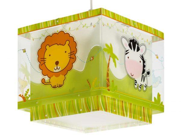 Little Zoo κρεμαστό φωτιστικό οροφής [63112]_Aa