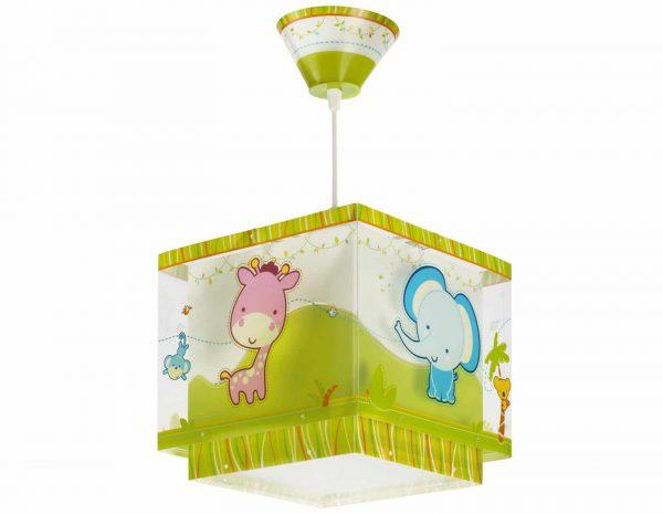 Little Zoo κρεμαστό φωτιστικό οροφής [63112]_B-2