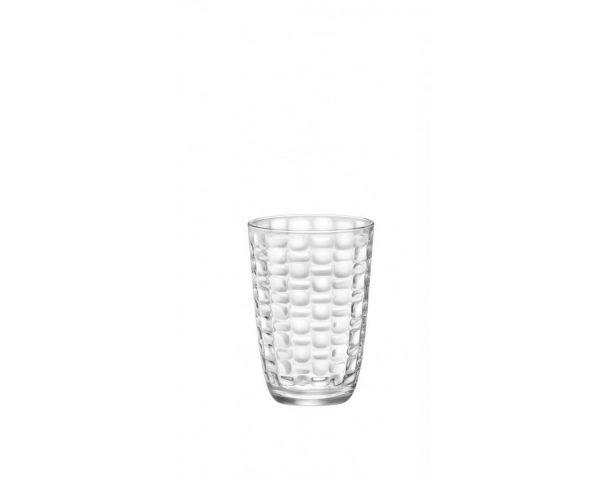 Ποτήρια νερού 39.5cl ΣΕΤ 6τεμ. MAT Bormioli Rocco 1