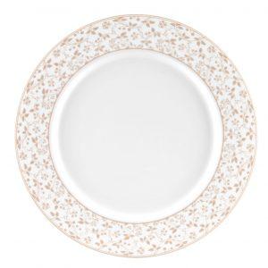 Πιάτο Φαγητού Πορσελάνης Στρόγγυλο 31 Εκ. Ιονία