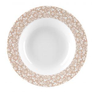 Πιάτο βαθύ Φαγητού Πορσελάνης Στρόγγυλο 31 Εκ. Ιονία