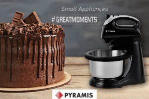 Pyramis Chocolate Cake 1